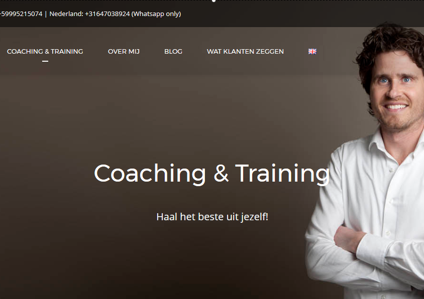 Ramon de Haan Coaching